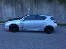 lexus ct200h trident wheels official