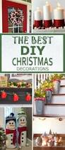 the best do it yourself christmas decorations diy christmas
