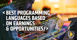 10 best programming languages based on earnings u0026 opportunities