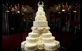 wedding cake kate middleton royal wedding cake hits auction block artnet news