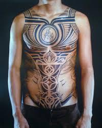 polynesian chest designs