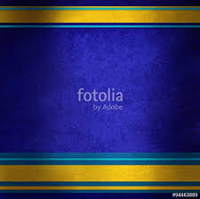 blue and gold ribbon blue background with gold ribbons and blue stripes in random