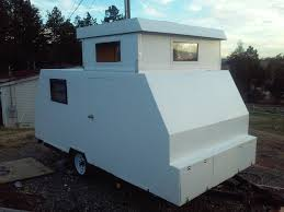 Diy Hard Floor Camper Trailer Plans Pop Top Camper Build