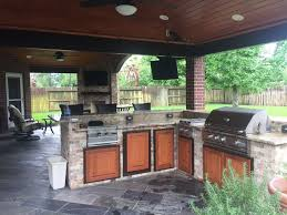 outdoor kitchens design kitchen glamorous outdoor kitchen on outdoor grilling station