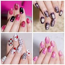 nail art image printing plate polish stamping template diy tips
