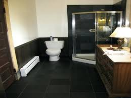 Black Slate Bathrooms Slate Bathroom Floor U2013 Hondaherreros Com