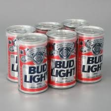 how much is a six pack of bud light vintage budweiser 6 pack mini beer cans 12 golf balls sealed bud