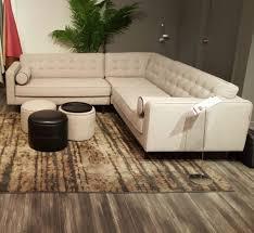 Tufted Sectional Sofas Sectional Sofas Atlanta Sofa Ga Living Room Furniture 30318