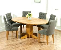 round kitchen table and chairs for 6 round dining table with 6 chairs smovie info