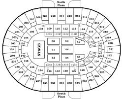 greensboro coliseum floor plan mississippi coast coliseum seating chart rodeo u0026 interactive map