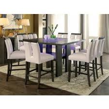 bar style dining table pub style dining table and chairs