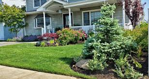 Ideas For Front Yard Landscaping Front Yard Landscaping House Long Island Ny