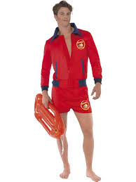 mens costumes baywatch mens costume letter b costumes mega fancy dress