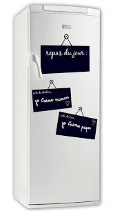 stickers pour la cuisine stickers frigo great stickers frigo amricain with stickers frigo