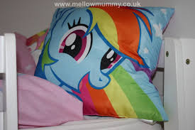 My Little Pony Duvet Cover Mellow Mummy My Little Pony Bedding From Character World Taking