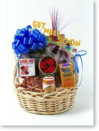 get well soon basket ideas the gift basket
