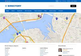 Google Map Customizer Best Wordpress Directory Theme Software 2018 Php Script Template