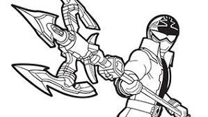power rangers megaforce dragon spirit printable coloring