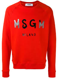msgm men clothing sweatshirts best prices msgm men clothing