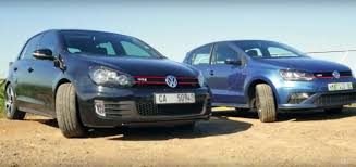 2015 volkswagen polo gti or golf 6 gti old classic vs new and