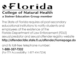 Sample Of Resume For Students In College by Florida College Of Natural Health Miami Orlando U0026 Fort Lauderdale