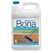 bona 128 oz powerplus clean hardwood floor cleaner