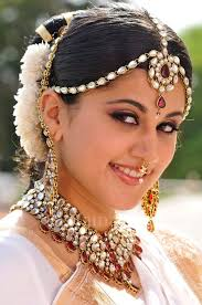 hair accessories for indian brides simple trending south indian hairstyle to try on wedding