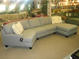 Bassett Sectional Sofa Spacious Sectional Sofa Design With Cuddler Chaise In