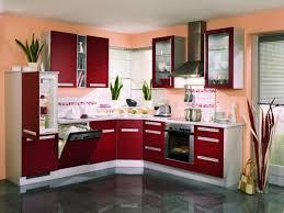 fun kitchen decorating ideas using modern interior with grey