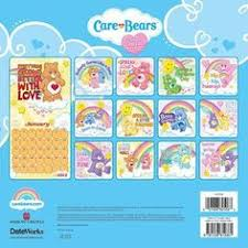 pin care bears su care bear calendar