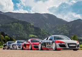 audi modified four of the world's toughest modified audi r8 typ 42 drive my