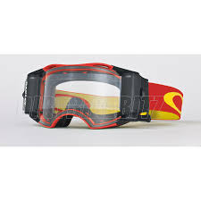 goggles for motocross 2013 oakley airbrake mx goggles red retro speed airbrake roll