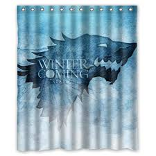 game of thrones shower curtain 24 cool ideas for penny decor game