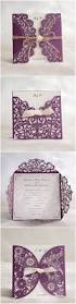 Best Invitation Cards For Marriage Best 25 Plum Wedding Invitations Ideas Only On Pinterest