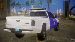 Dodge Dakota Truck 2015 - dodge dakota iraqi police for gta san andreas