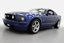 2007 ford mustang tire size 2007 used ford mustang 2dr coupe gt premium at masano auto