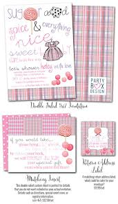 54 best sugar and spice baby shower images on pinterest sugar