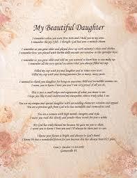 Poems For Comfort Wonderful Daughter Poem Inspirational Christian Poetry