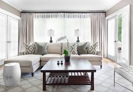 contemporary living room with hardwood floors by stafford housing