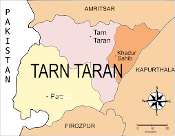 Punjab Map File Tarn Taran District Punjab Map 2011 Svg Wikimedia Commons