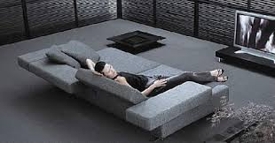 Reclining Modern Sofa Loft Reclining Section Sofa Lay Back With Comfort And Style