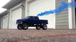 Ford Diesel Trucks Mudding - scx10 f250 r c truck rollin coal launch youtube