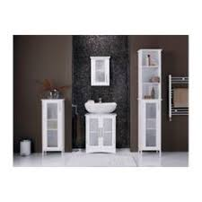 Hygena Bathroom Furniture Buy Hygena Frosted Insert Sink Storage Unit At Argos Co Uk