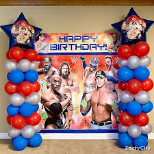 wrestling theme birthday party prowrestlingstories com