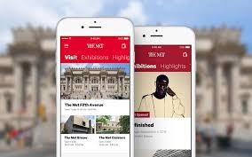 Walking Map App The Met App The Metropolitan Museum Of Art