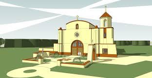 catholic church floor plan designs new catholic church to serve hispanics under construction kcba