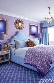 chambre violet et 1001 idées pour la décoration d une chambre gris et violet