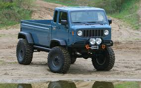 jeep concept jeep mighty fc concept first drive truck trend