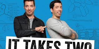 it takes two u0027 by property brothers drew and jonathan scott