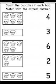 numbers u2013 count and match free printable worksheets u2013 worksheetfun